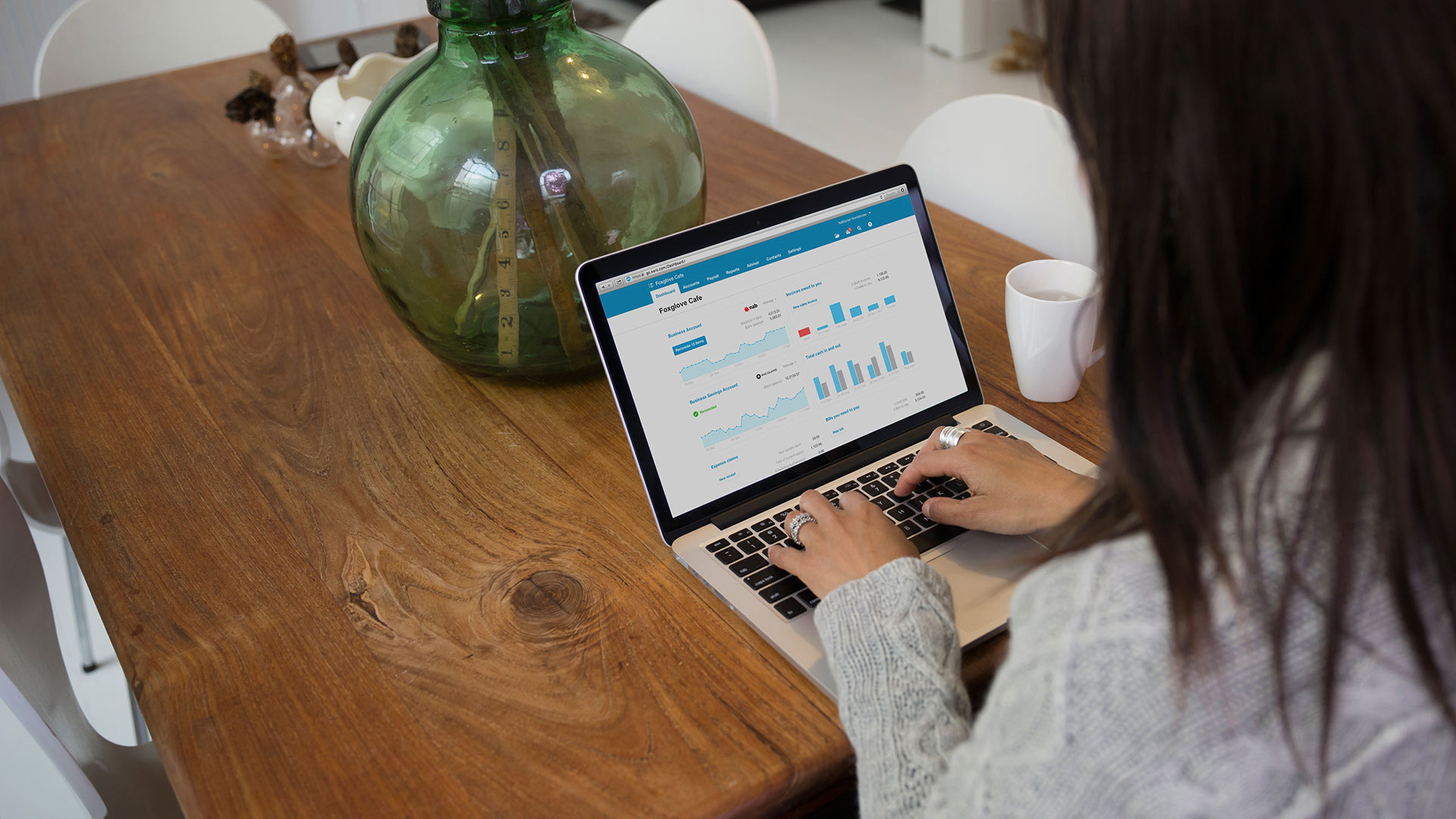 Xero Online Cloud Accounting Software Banner